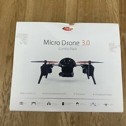 Extreme Fliers Micro Drone 3.0 Combo Pack with WiFi HD Camera Module and FPV $99.95