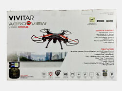 NEW Vivitar Aeroview Quadcopter Video Drone WiFi GPS Real Time Video 1000ft $60.00