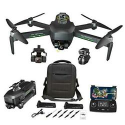 GPS Drones with Camera for AdultsObstacle Avoidance3 Axis Gimbal 4K HD $434.60
