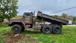 5 Ton 6X6 BMY M923A2 Military Truck with Dump Conversion Ultimate Farm Truck $24995.00