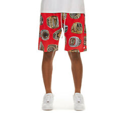 Akoo Men's Clothing Championship Short for Relax Summer Beach and Workout $80.00