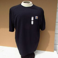Exmark Commercial Lawn Mower Carhartt Work T Shirt Flame Resistant XL X Large $29.95