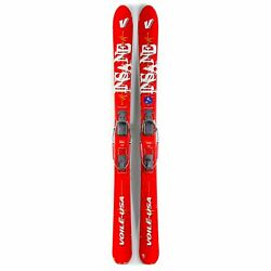 183 Voile Insane 2008 Telemark AT Powder Skis with Voile Switchback 75mm Binding $184.95