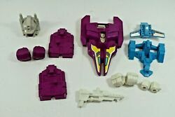 TRANSFORMERS VINTAGE PARTS FOR TERRORCONS ABOMINUS AND ULTRA MAGNUS $49.99