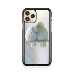 Colourful Adorable Cute Exotic Cuddling Parrot Bird Animals Phone Case Cover $14.14
