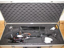 Blade 450X BNF Helicopter with Lynx Frame and Aluminum Carry Case $495.00