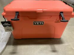 YETI Tundra 45 CORAL Cooler Limited Edition Color NEW $399.99