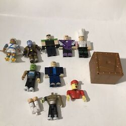 Lot of Roblox Figures Mini Figs Accessories Toys Characters Random Bundle $19.95