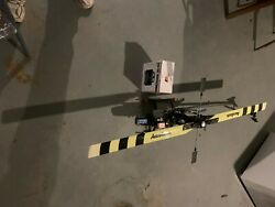 Vintage X cell Rc helicopter used in great condition $475.00