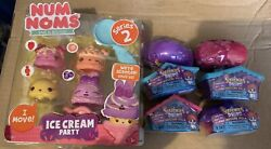 num noms series 2 ice cream Party Plus Others Brand New $38.00