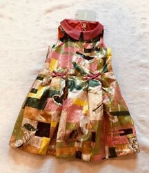 NWT***PUCCI**Fancy Girls Party Dress**Age 6**$599 $249.99