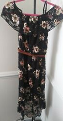 womens summer dresses size small maxi $35.00