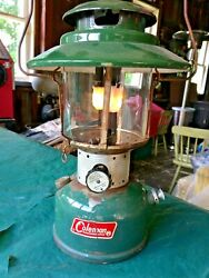 Vtg 1968 Coleman Gas Lantern Model 228F Tested and Working $34.95