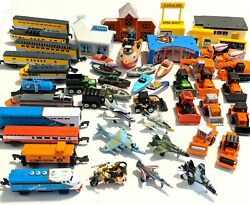 CHOOSE: 1986 2002 Micro Machines Non Street Vehicles and Playset Parts $5.00