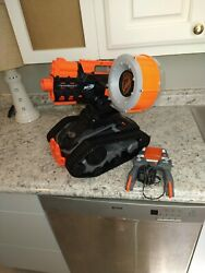 Nerf N Strike TerraScout RC Drone Elite Tank with 25 Dart Drum FREE SHIPPING $350.00