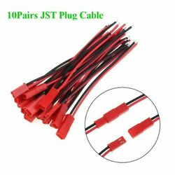 Electric Plug Cable Connector Remote Control Helicopter FPV Drone Quadcopter Kit $15.11