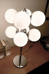 Lightolier Molecule Table Lamp Replacement Globes