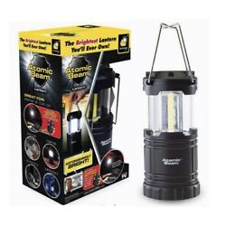 Atomic Beam Lantern Original by Bulbhead Bright 360 Degree Collapsible LED $19.50