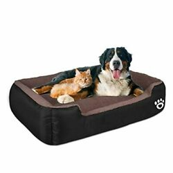 Suweor Upo Large Dog Bed for Medium Large Dog Up to 55 lbs Durable Dog Beds Th $36.00