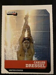 2019 Caeleb Dressel Sports Illustrated For Kids Rookie RC USA Swimming #864 SI $56.00