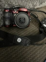 GE DIGITAL CAMERA X5 15X Optical Wide Zoom 14.1mp Power Pro Series With Strap x $29.99
