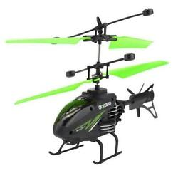 Rc Remote Control Helicopter Outdoor Kids Children Plane Toy Gift Flying T6W2 C $10.43