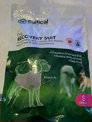 Suitical Recovery Suit Dog Small Pink Camouflage $16.99