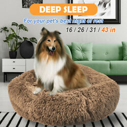 Dog Beds for Large Dogs Dog House Cushion Pet Cave Dog Beds Waterproof Warming $26.48