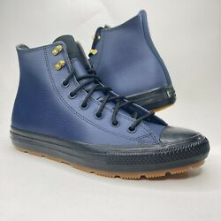 Converse Mens Chuck Taylor All Star Winter High Top Obsidian Size 9.5 169401c $95.20