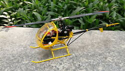 130 class rc helicopter hughes 300 scale fuselage $85.00
