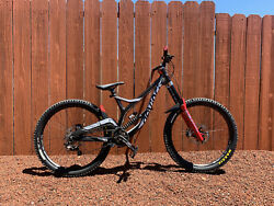 2019 Devinci Wilson downhill racing Bike with new 2021 parts $5500.00