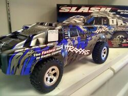 Traxxas Slash Electric RC Short Course Truck 1 10th 30MPH *Store Display* $219.00