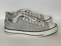 Converse Chuck Taylor All Star Womens Sneakers Shoes Gray Madison 549700F Size11 $24.00