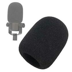 PodMic Pop Filter Windscreen Perfect Mic Foam Cover Compatible for Rode $18.66