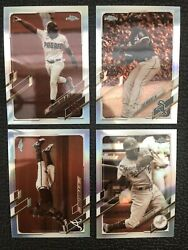 2021 Topps Chrome SEPIA REFRACTORS 1 200 You Pick 40% Discount $1.29