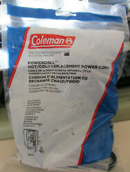 Coleman Replacement Power Cord Powerchill Hot Cold item #: 3000005309 $24.99