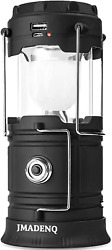 Solar Lantern Flashlights USB Rechargeable Camping Lantern Led Collapsible amp; P $25.99
