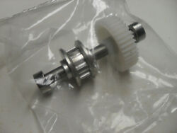 Tail Drive Gear amp; Pulley Parts Trex 600 Helicopter Nitro H60078 H60034 $19.95