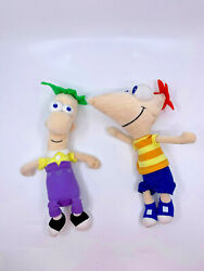 Disney Phineas and Ferb Plush $14.00