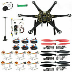 QWinOut S550 DIY Drone Kit Unassembly PNF 6 Axle Aircraft AirFrame with PIX4 FC $252.34