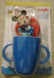 Disney Babies Mickey Mouse Cup with Straw $8.50