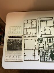 Revell Robotech Factory Vintage Parts Stickers And Manual $30.00