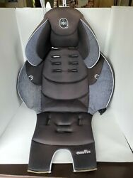 Evenflo Maestro 2018 Booster Gray Car Seat Fabric Cover Cushion Padding 31011921 $20.00