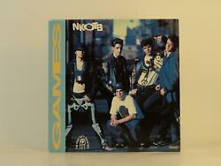 NEW KIDS ON THE BLOCK GAMES 59 2 Track 7quot; Single Picture Sleeve COLUMBIA RECOR GBP 3.41