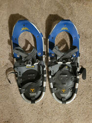 Snowshoes 8 x 21 Tubbs Snow Shoe Snow Shoe 21 inch 8quot; x 21quot; Made in USA $35.00