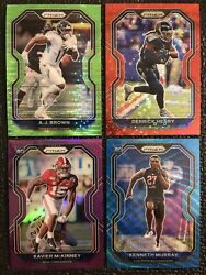 2020 Panini Prizm NFL Football 1 400 You Pick Refractors amp; Parallels 25% off $5.49