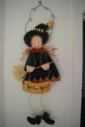 Halloween Wall Decorations 3 different items available $1.95