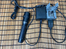Streamlight Strion LED HL Rechargeable Flashlight with Original Charger $85.00