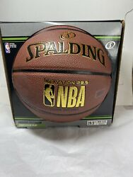 🏀Spalding Basketball Elevation NBA Official Mid Size Indoor Outdoor 28.5quot; $12.00