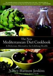 The New Mediterranean Diet Cookbook: A Delicious Alternative for Lifelong Health $5.15